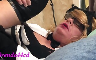 Brenda44cd Gets Her Sissy Holes Rim By Bbc - Until Facial Nigh Brenda Ho